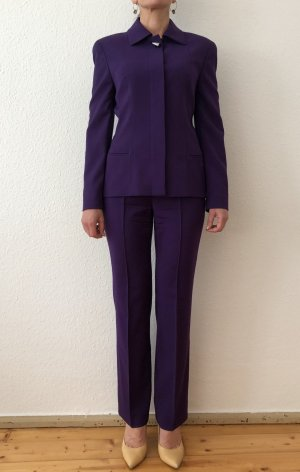 Laurèl Traje de negocios violeta oscuro