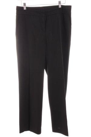Laurèl Pantalone da abito nero stile professionale