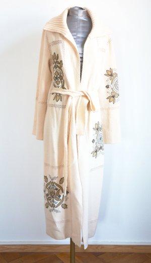 Laurèl Wool Coat natural white wool