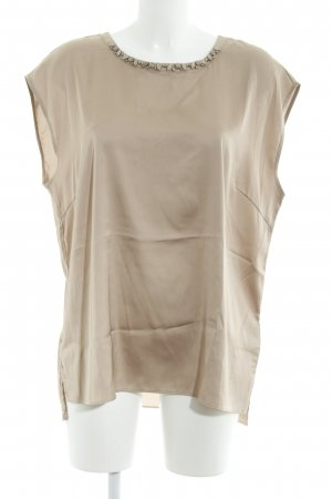 Laurèl Blusa color cammello stile casual
