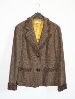 Laurèl Wool Blazer brown cashmere