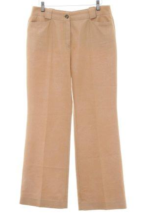 Laurèl Pantalon à pinces rose chair style extravagant