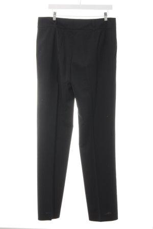Laurèl Pantalon à pinces noir style d'affaires