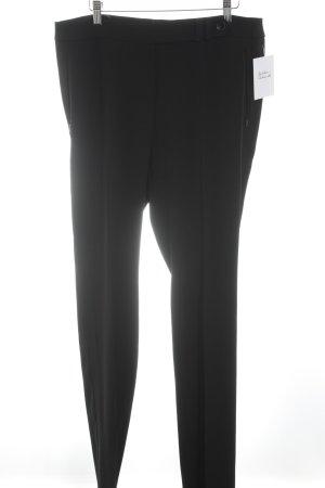 Laurèl Pantalon à pinces noir élégant