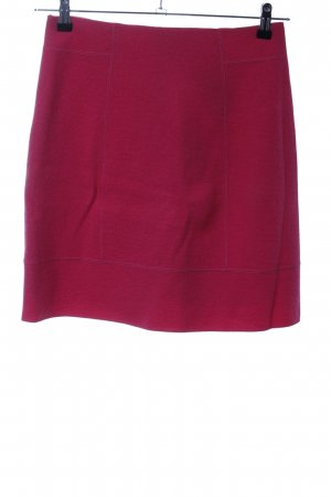 Laurèl Flared Skirt red casual look