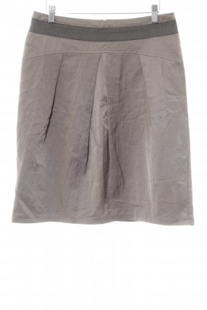 Laurèl High Waist Rock beige-taupe Elegant
