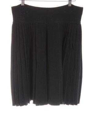 Laurèl High-Waist-Shorts schwarz Business-Look
