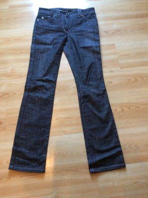 Laurel Jeans Gr 36 in schwarz meliert