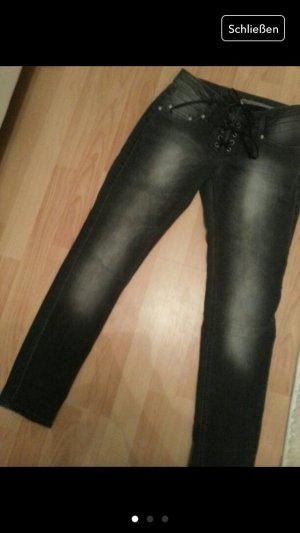 Laurèl Jeans schwarz