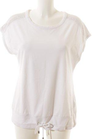 Laurèl Jeans Sweatshirt wit casual uitstraling