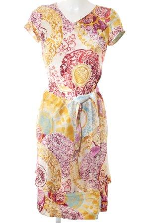 Laurèl Kostüm abstraktes Muster Elegant