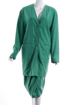 Laurèl Kostüm grün Vintage-Artikel