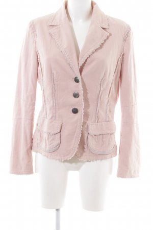 Laurèl Kort jack roze zakelijke stijl