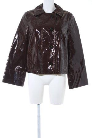 Laurèl Veste courte brun noir style extravagant