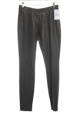 Laurèl Lederhose schwarzbraun-dunkelbraun extravaganter Stil