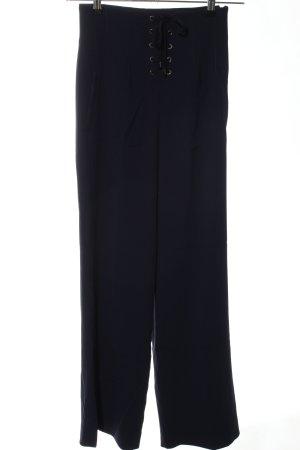 Laurèl Pantalon Marlene noir style décontracté