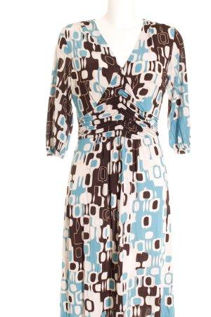 Laurèl Midikleid mehrfarbig 60ies-Stil
