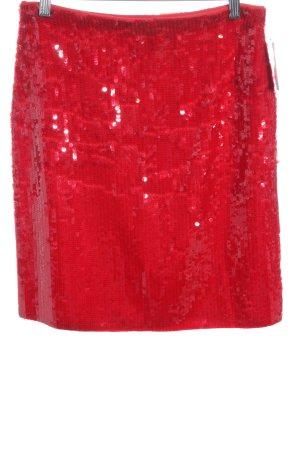 Laurèl Minirock rot extravaganter Stil