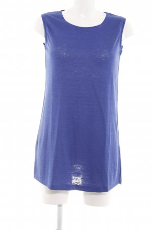 Laurèl Muscle Shirt blue casual look