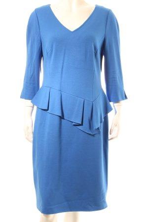Laurèl Schößchenkleid blau Elegant