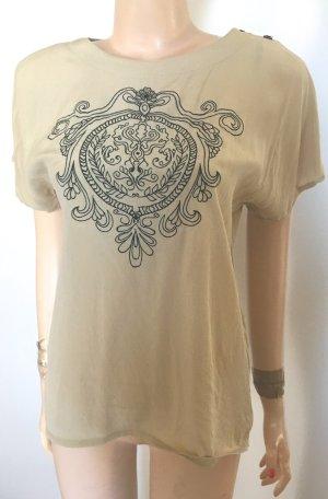 Laurèl Camiseta negro-beige