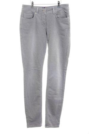 Laurèl Skinny Jeans hellgrau Casual-Look