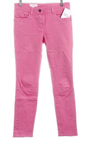 Laurèl Slim Jeans pink Party-Look