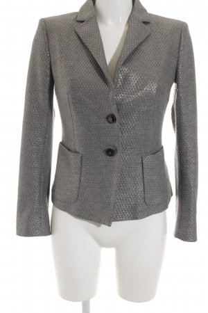 Laurèl Tuxedo Blazer silver-colored metallic look