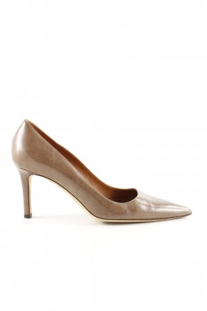 Laurèl Pointed Toe Pumps nude business style