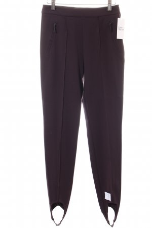 Laurèl Breeches grey violet athletic style