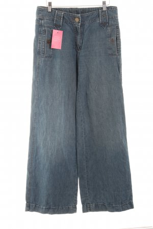Laurèl Straight-Leg Jeans blau Casual-Look