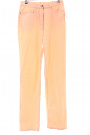 Laurèl Straight-Leg Jeans apricot Casual-Look
