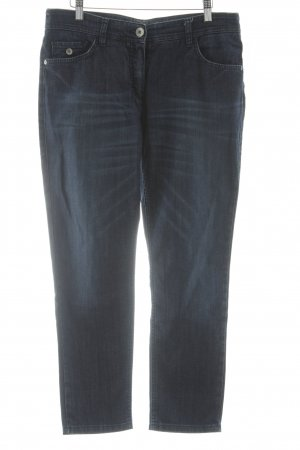 Laurèl Stretch Jeans weiß Jeans-Optik