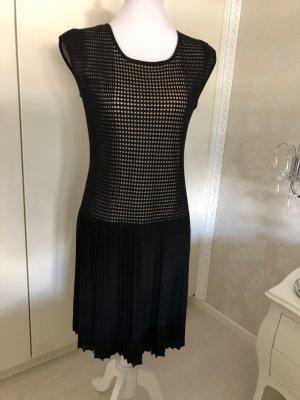 Laurél Strickkleid schwarz gr 38 neuwertig nie getragen