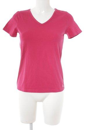 Laurèl T-Shirt magenta Casual-Look