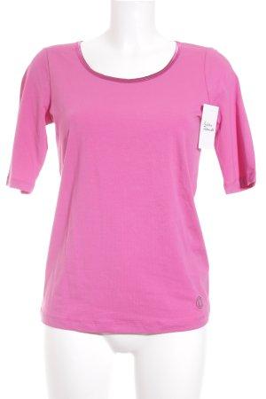 Laurèl T-Shirt pink klassischer Stil