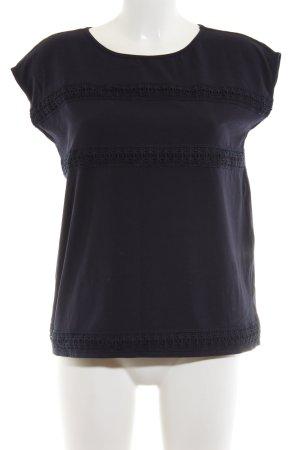 Laurèl T-Shirt schwarz Casual-Look