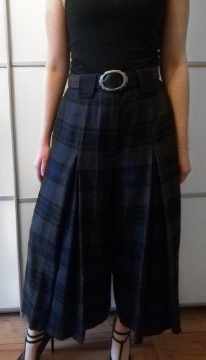 Laurèl Culotte Skirt dark blue-dark green