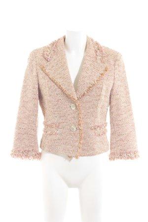 Laurèl Wool Blazer check pattern casual look