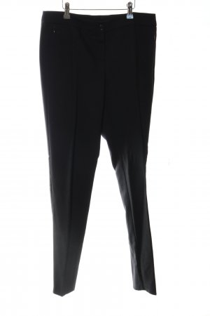 Laurèl Wollen broek zwart zakelijke stijl