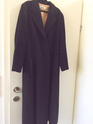 Laurel Wollmantel 100% Wolle Oversize Look Wintermantel