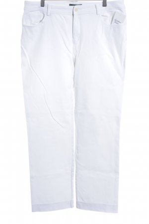 Lauren by Ralph Lauren Jeans 7/8 blanc style simple