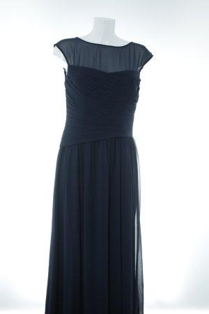 Lauren by Ralph Lauren Abendkleid dunkelblau Elegant