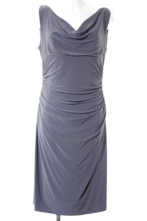 Lauren by Ralph Lauren Abendkleid grau Elegant