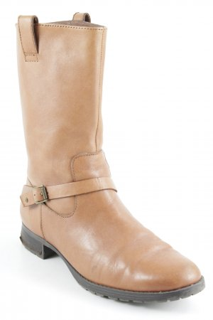 Lauren by Ralph Lauren Booties cognac Casual-Look