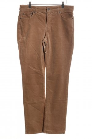 Lauren by Ralph Lauren Corduroy Trousers brown casual look