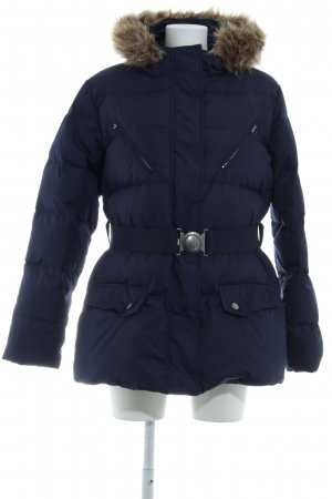 Lauren by Ralph Lauren Daunenjacke dunkelblau Business-Look