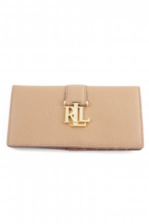 Lauren by Ralph Lauren Cartera blanco puro look casual
