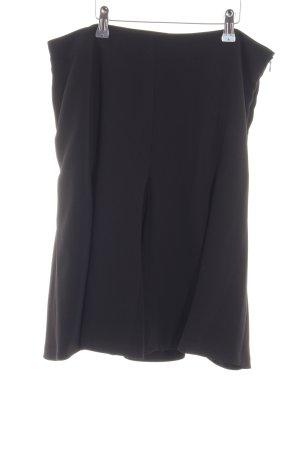 Lauren by Ralph Lauren Flared Skirt black casual look