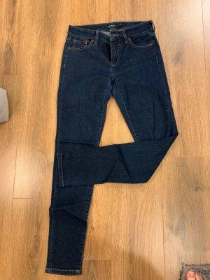 Lauren by Ralph Lauren Tube jeans veelkleurig